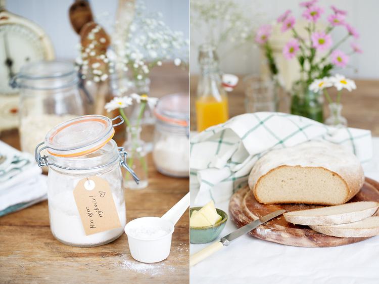 Bröd fotograferat av matfotograf Jessica Lund