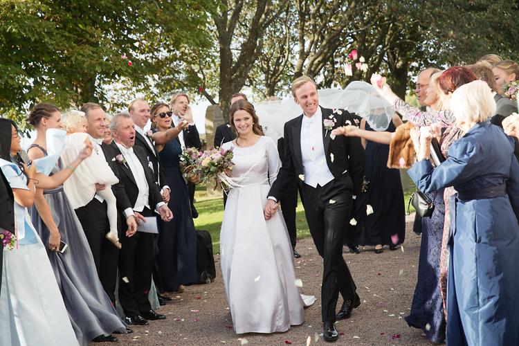 Bröllop Norrvikensträdgårdar