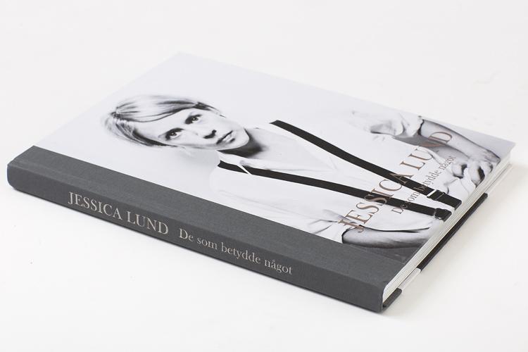 De som betydde något. Fotobok om svenska artister av fotograf Jessica Lund