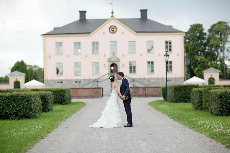 Hesselby slott bröllop