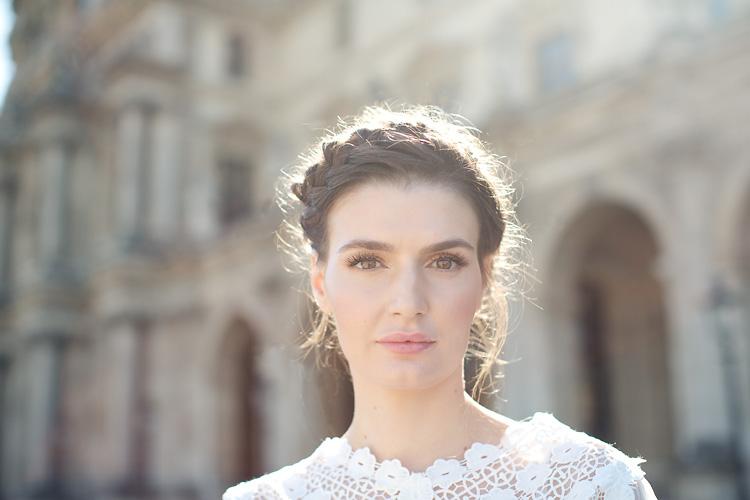 Fotografering Paris bröllop