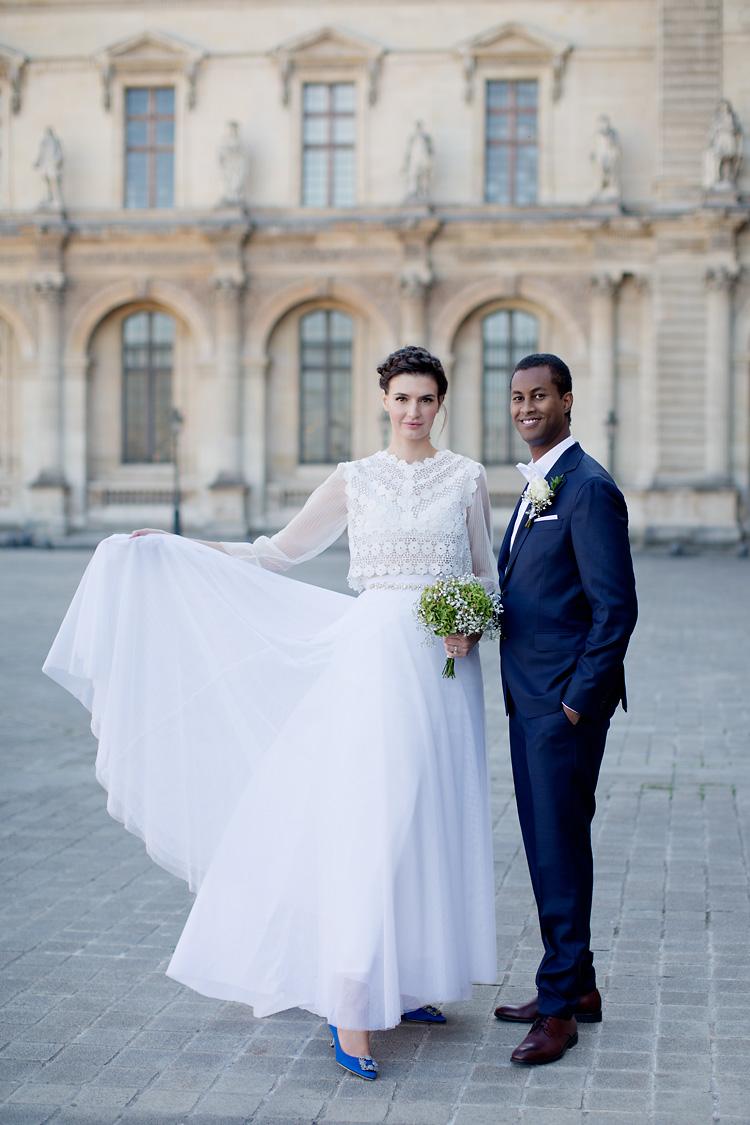 Fotograf Paris bröllop
